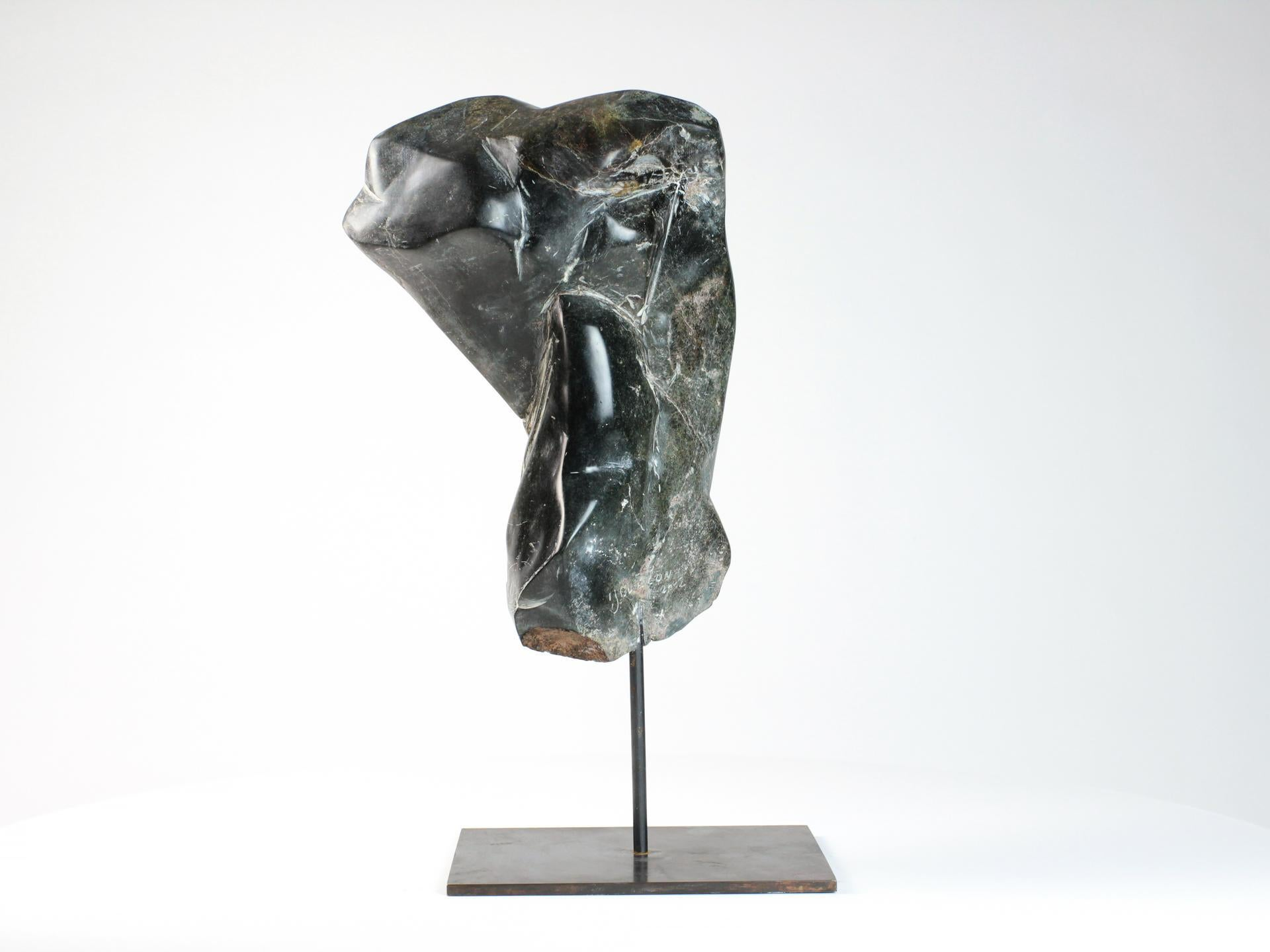 The Energy,  Abstract Stone Sculpture