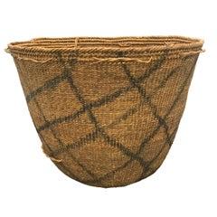 Yanomami Gathering Basket