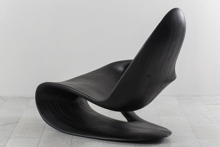 Yard Sale Project, Chaise One Black, UK, 2016 For Sale 1