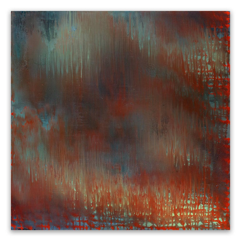 Yari Ostovany Abstract Painting - Missa in Angustiis ( Mass for troubled times)