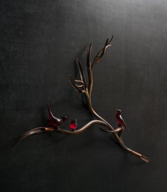 Bird Branch - by Yasemen Hussein - can also be made bespoke