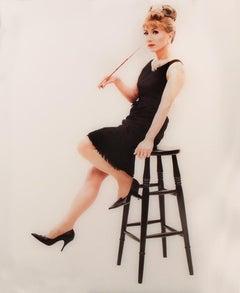 Self Portrait (Actress) / After Audrey Hepburn 2