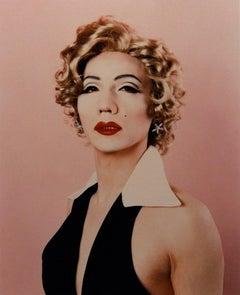 Self Portrait as Marilyn