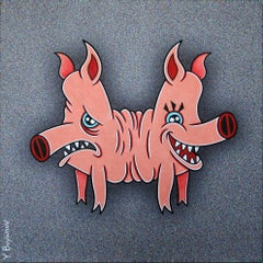 The  Bipolar Pig (Blessed to be Damned Edition)
