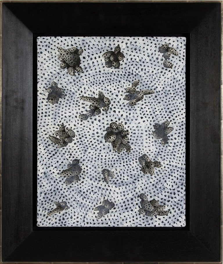 Repetition GL.A by Yayoi Kusama - Contemporary  For Sale 1
