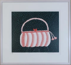 Handbag (1985). Screenprint. Limited Edition 66/100 by Yayoi Kusama (ABE 080)