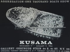 Kusama Aggregation: One Thousand Boats Show poster