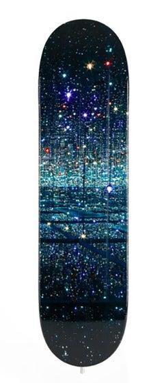 YAYOI KUSAMA Skate Deck Infinity Mirror Room