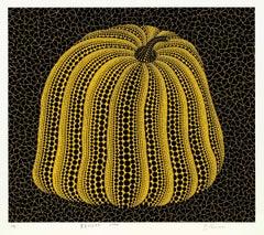 Yellow Colored Pumpkin