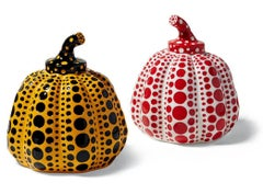 Kusama Pumpkins (Set of Two)