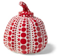 Pumpkin (Red & White)