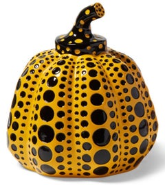 Pumpkin (Yellow & Black)