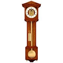 Year-Going Regulator Clock
