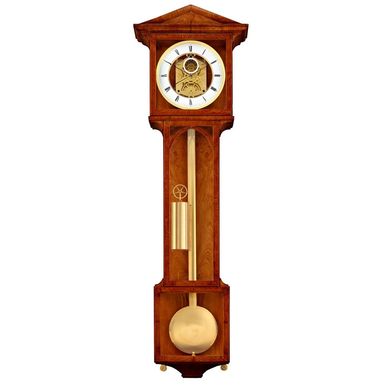 Year-Going Regulator Clock For Sale