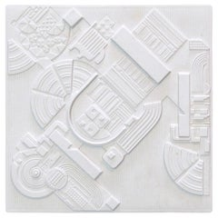 Year Plate by Eduardo Paolozzi for Rosenthal, 1978