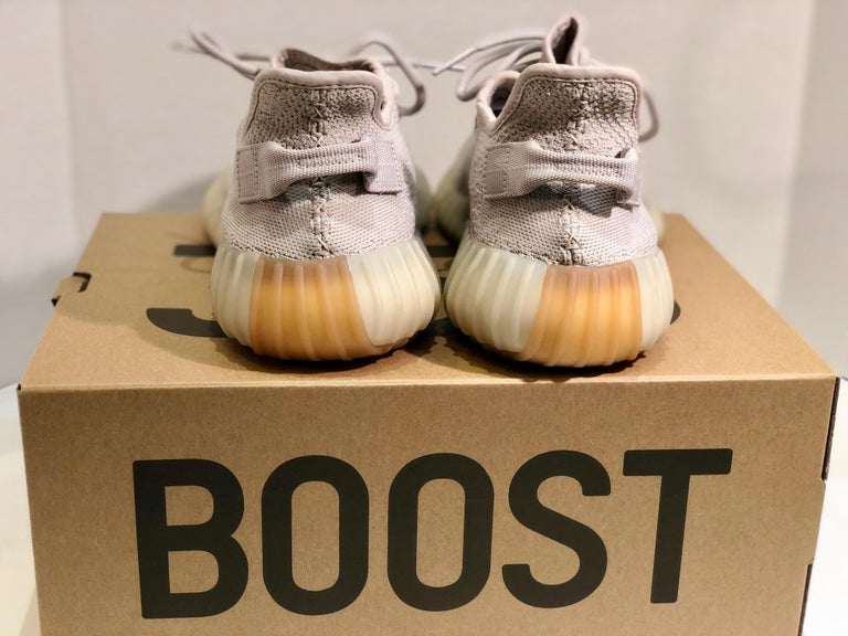 7f91e5f7ea0 Yeezy Boost 350 V2 Adidas  Kanye Sesame Originals US Size 10.5 Shoes with  Box For