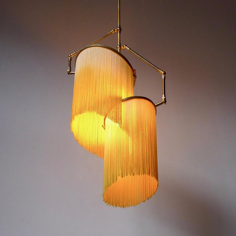 Yellow Charme Pendant Lamp, Sander Bottinga In New Condition In Collonge Bellerive, Geneve, CH