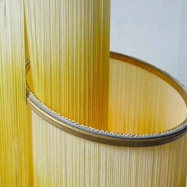 Contemporary Yellow Charme Pendant Lamp, Sander Bottinga