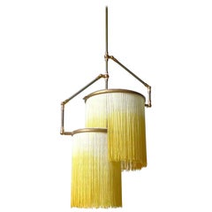 Yellow Charme Pendant Lamp, Sander Bottinga