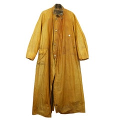 Yellow Cowboy Slicker