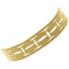 Yellow Gold, Bracelet