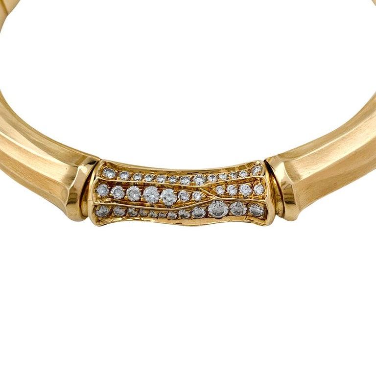 Contemporary Yellow Gold Cartier Bracelet