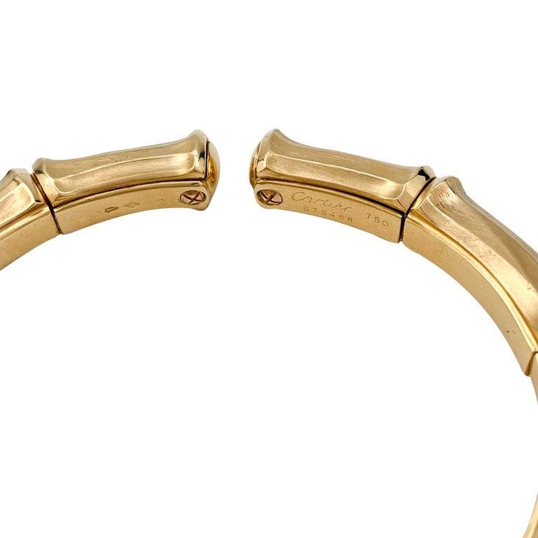 Yellow Gold Cartier Bracelet