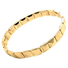 Modern 18K Yellow Gold Chimento Bracelet