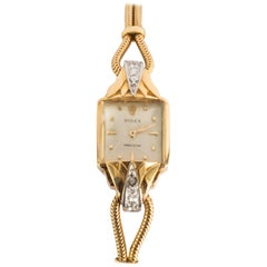 Gelb Gold Rolex-Uhr