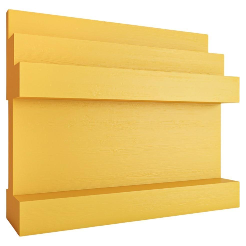 Yellow Oak Library by Rejo Studio