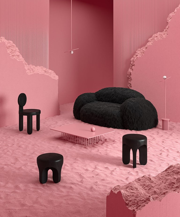 Modern Yeti Sofa by Vladimir Vladimir Naumov