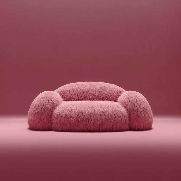 Contemporary Yeti Sofa by Vladimir Vladimir Naumov