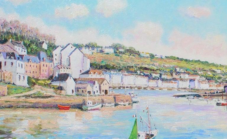 Audierne (Finistère-Sud). Painting is 26