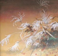 Brise d'Automne, Contemporary Nihonga (Japanese Painting)