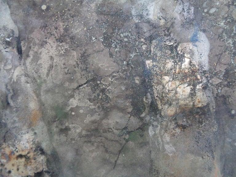 Promenade, Contemporary Nihonga (Japanese Painting) For Sale 3