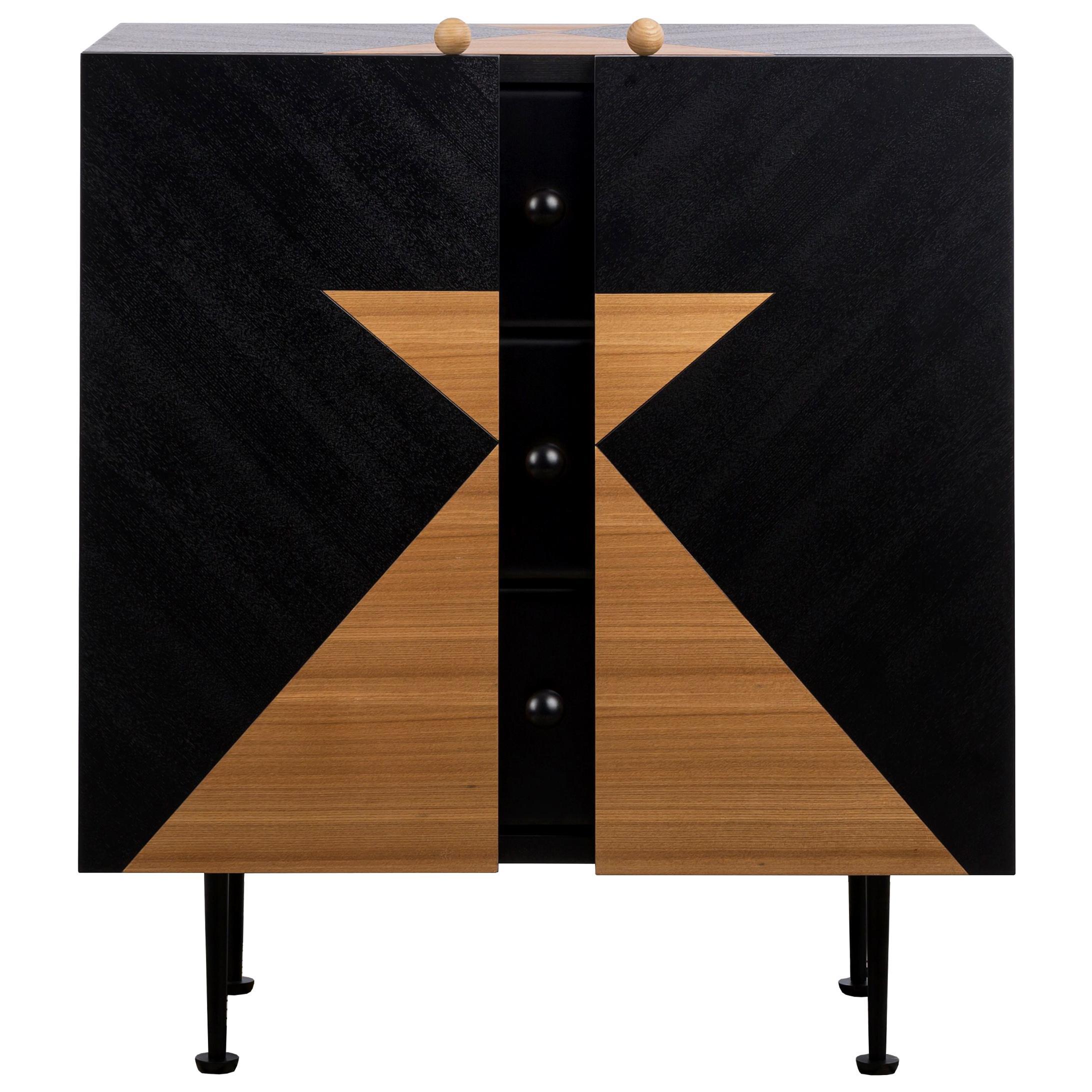 Yin-Yang Chest Drawers Designed by Thomas Dariel