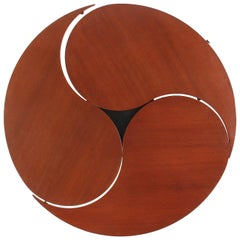 Ying-Yang Table by Ole Gjerløv-Knudsen and Torben Lind
