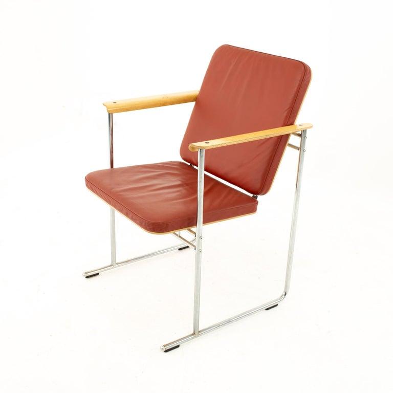 Yjro Kukkapuro Midcentury Dining Chairs, Set of 8 For Sale 3