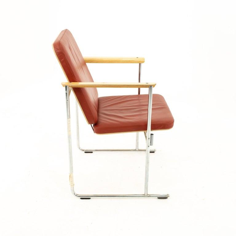 Yjro Kukkapuro Midcentury Dining Chairs, Set of 8 For Sale 2