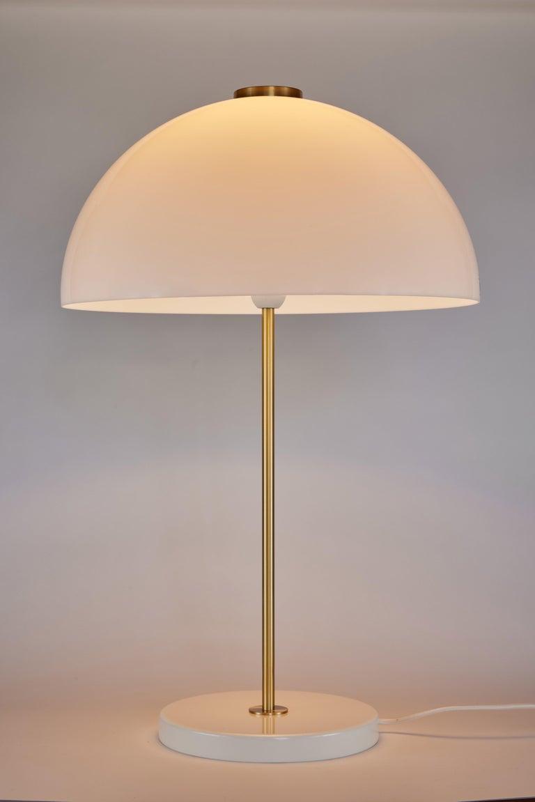 Yki Nummi 'Kupoli' Table Lamp for Innolux Oy For Sale 3
