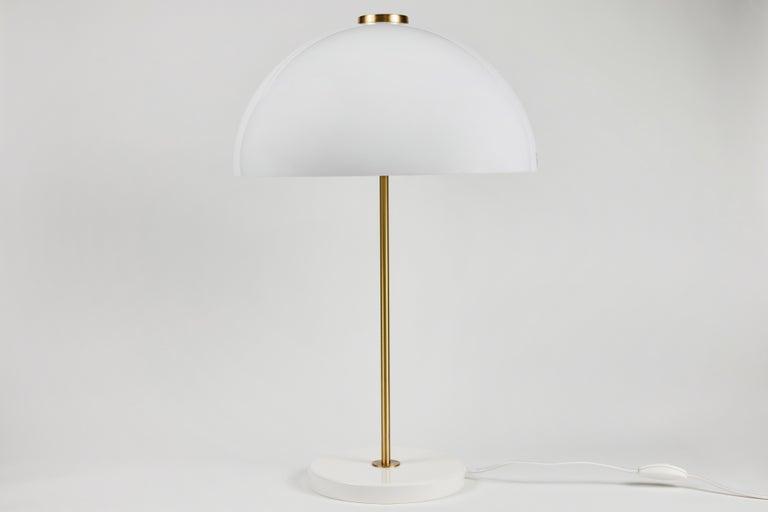 Yki Nummi 'Kupoli' Table Lamp for Innolux Oy For Sale 7