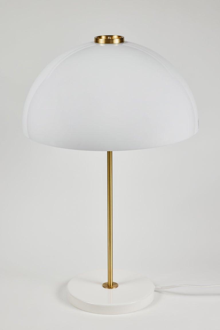 Yki Nummi 'Kupoli' Table Lamp for Innolux Oy For Sale 8