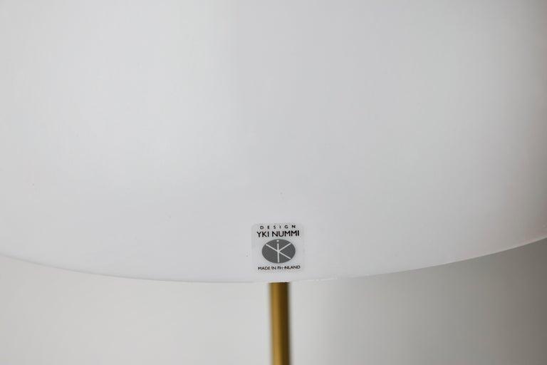 Yki Nummi 'Kupoli' Table Lamp for Innolux Oy For Sale 9