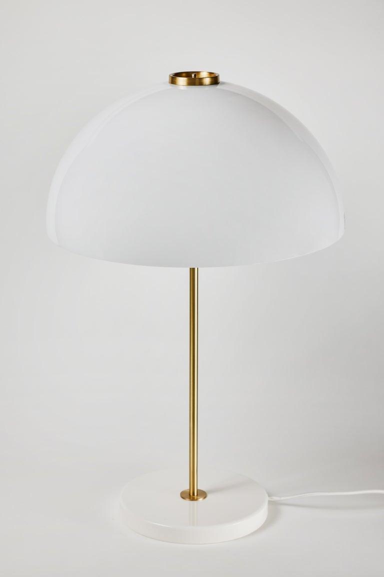 Yki Nummi 'Kupoli' Table Lamp for Innolux Oy For Sale 2