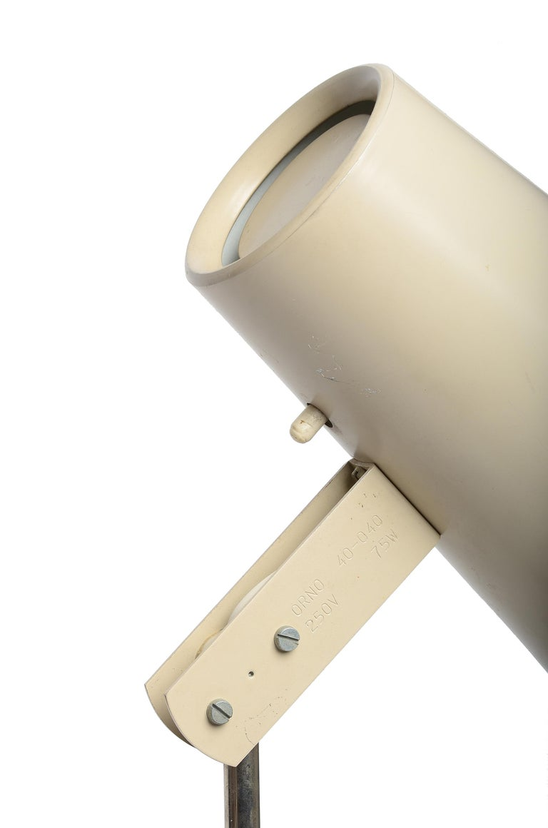 Yki Nummi Table Lamp for Orno Finland In Good Condition For Sale In Toronto, Ontario