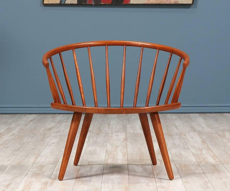 "Yngve Ekström ""Arka"" Chair For Stolfabriks AB For Sale At"