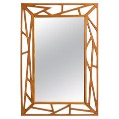 Yngve Ekström Attributed Mirror Model Konkret by Eden Spegel in Sweden