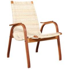 "Yngve Ekström, ""Kurva"" Lounge Chair"