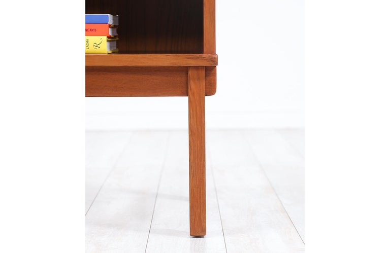 Yngve Ekström Teak Nightstands for DUX 2