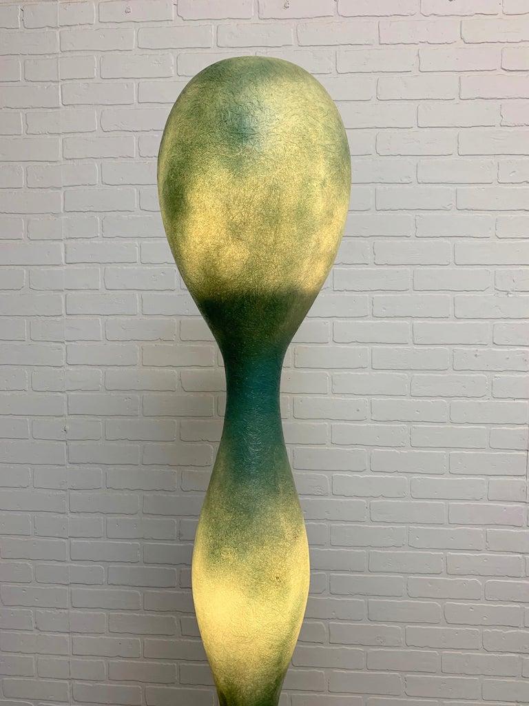 Yoga Floor Lamp by Guglielmo Berchicci For Sale 2